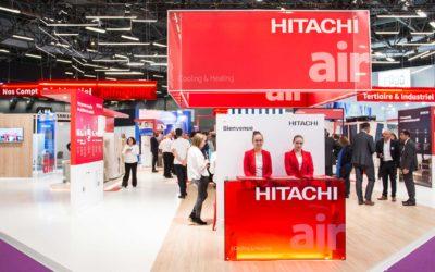 Hitachi Johnson Controls Airconditioning présente son offre