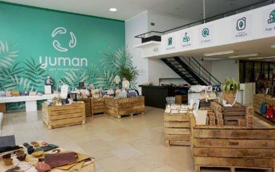 Yuman Village : premier centre commercial à économie circulaire