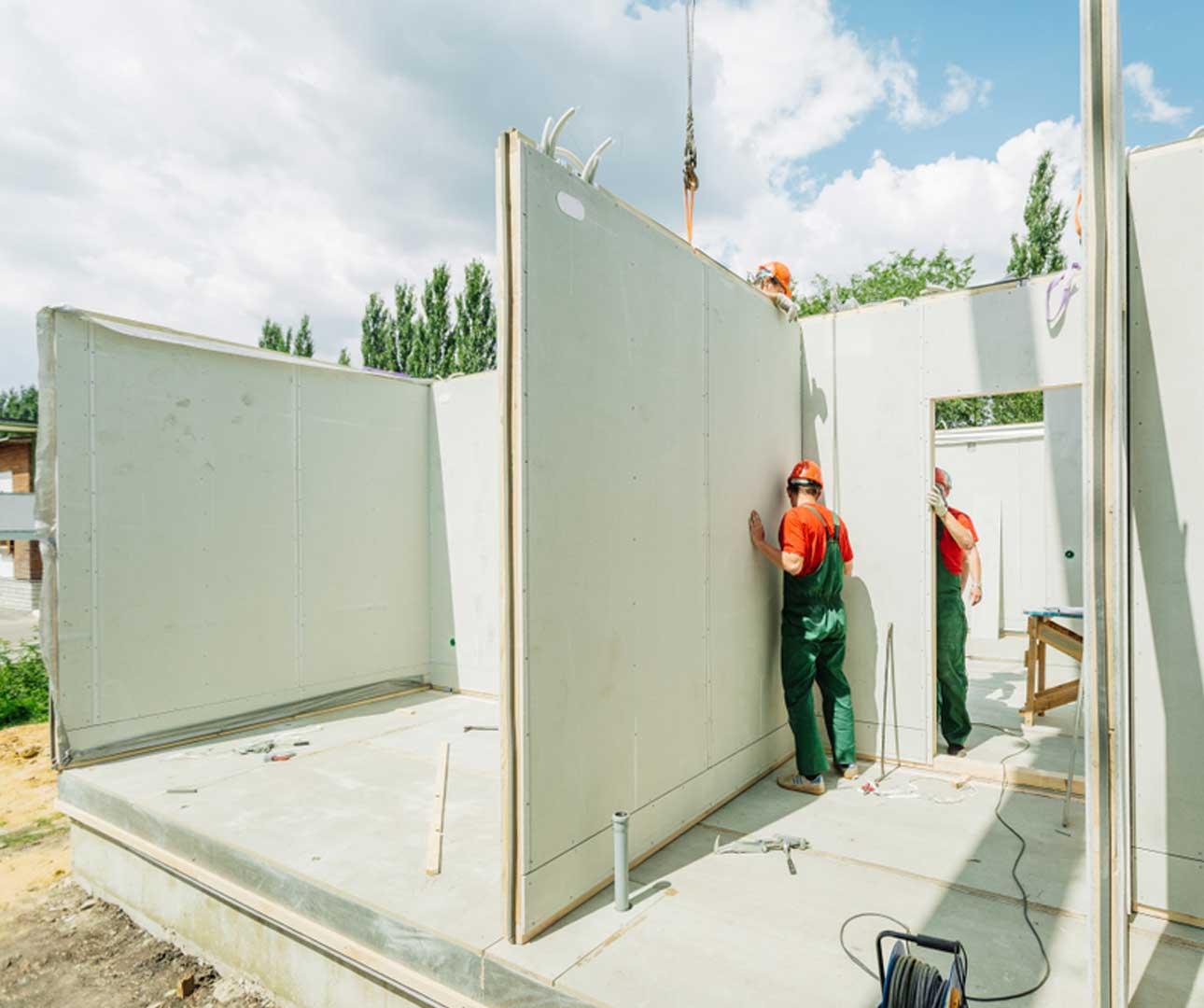 construction hors site