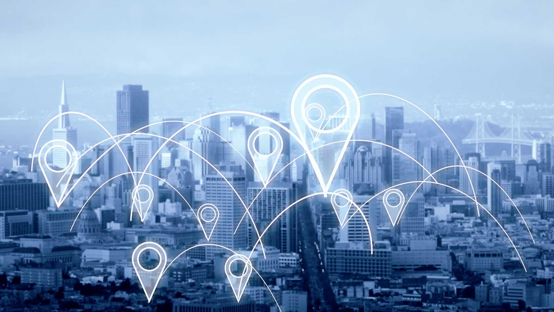 Find & Order géolocalisation
