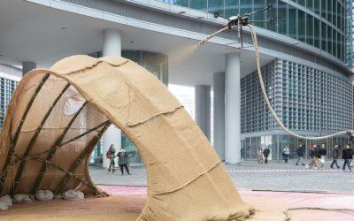 Drone Spray : une éco construction en toute liberté