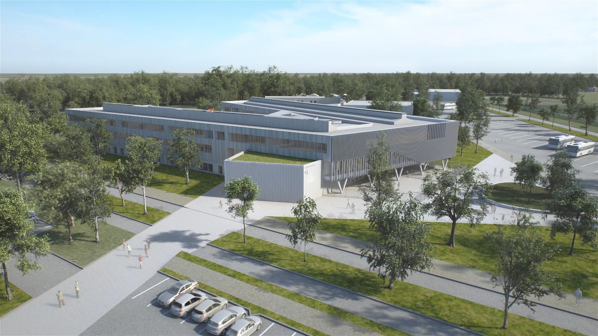 Lycée de Nort sur Erdre