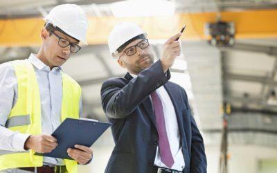 Fin d'année dynamique pour les entreprises du bâtiment