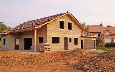 Le marché de la maison neuve en pleine crise