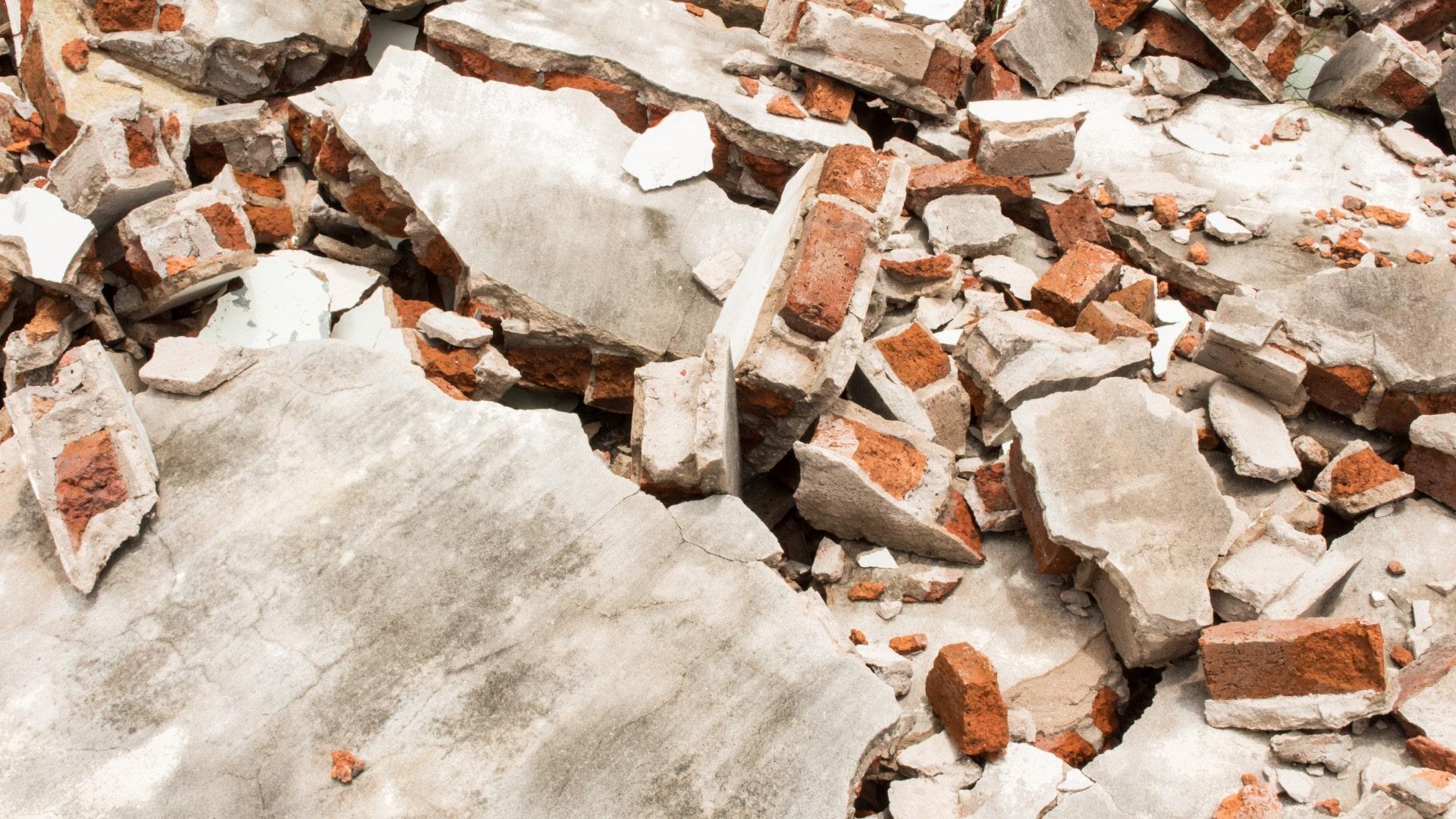 loi agec déchets de chantier