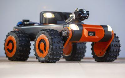 Q-Bot et ses robots isolants en faveur de la rénovation énergétique