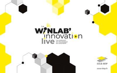 WIL – Winlab Innovation Live #3 – L'éco-conception dans la construction : opportunités à saisir pour les apprenants !