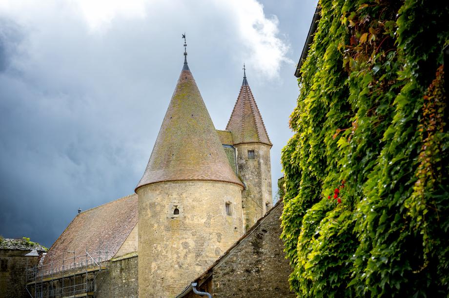 Chateauneuf Bougogne Franche Comté