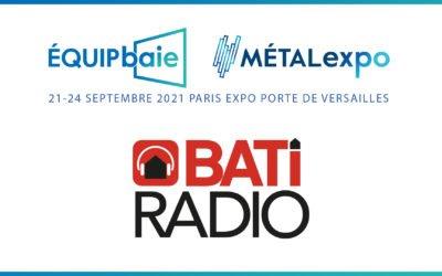 Bilan du salon ÉQUIPBAIE/MÉTALEXPO 2021