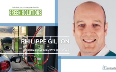 La station BioGNV des Monts du Lyonnais : l'énergie verte au service d'un territoire rural
