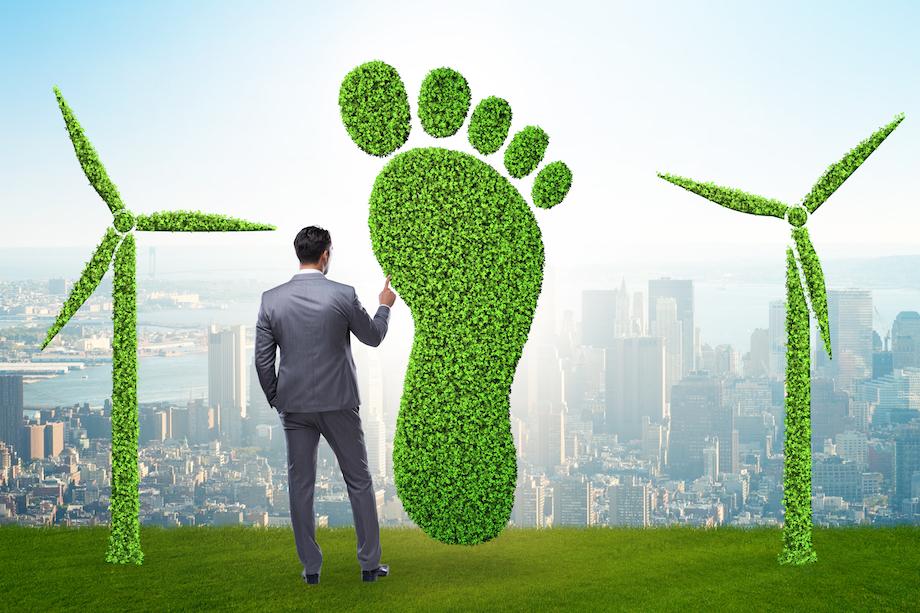 empreinte environnementale du bâtiment
